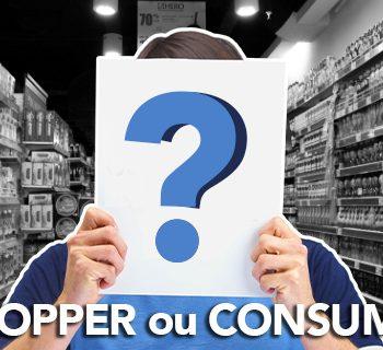 Shopper ou Consumer